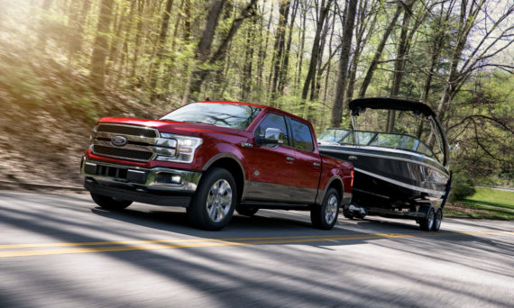 The 2018 Ford F-150's first 3.0-liter Power Stroke® diesel engine officially boasts EPA-estimated ratings of 30 mpg highway, 22 mpg city and 25 mpg combined. These are the highest EPA-estimated ratings available in a full-size pickup truck.